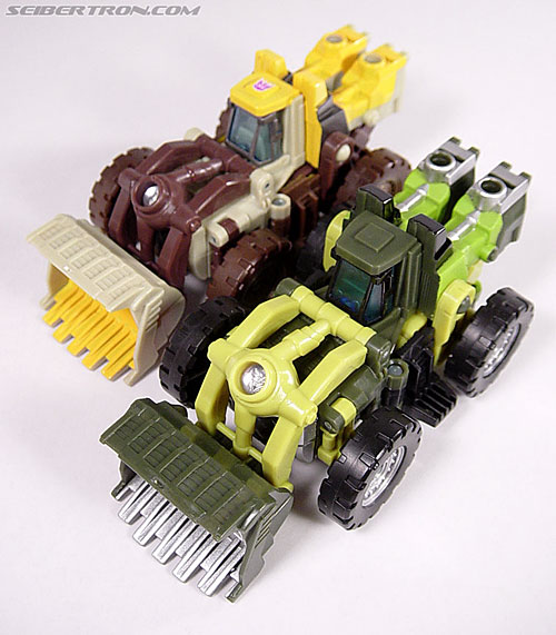Transformers Energon Sledge (Scrapper) (Image #19 of 54)