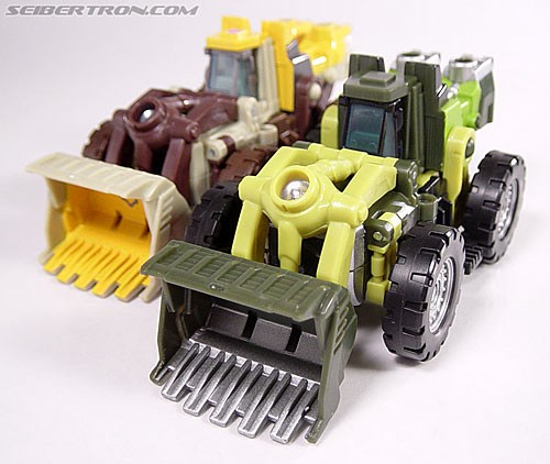 Transformers Energon Sledge (Scrapper) (Image #20 of 54)
