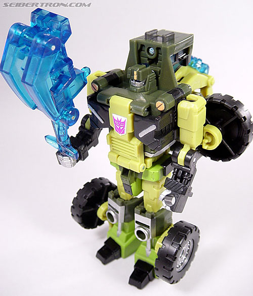 Transformers Energon Sledge (Scrapper) (Image #39 of 54)