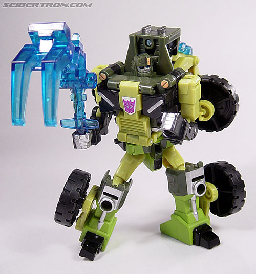 Transformers Energon Sledge (Scrapper) (Image #48 of 54)