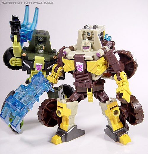 Transformers Energon Sledge (Scrapper) (Image #52 of 54)