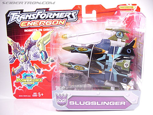 Transformers Energon Slugslinger (Stormjet) (Image #1 of 77)