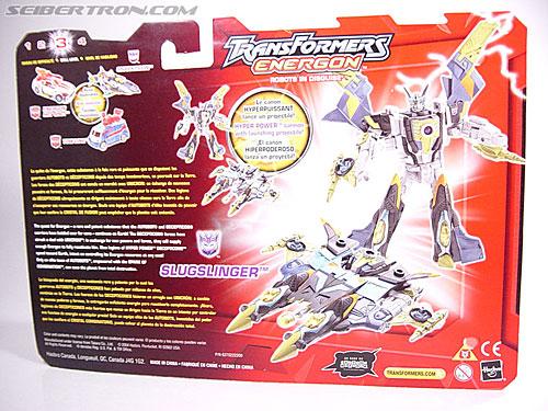 Transformers Energon Slugslinger (Stormjet) (Image #4 of 77)