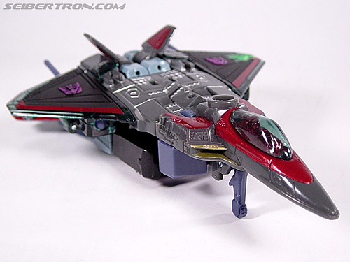 Transformers Energon Starscream (Night Scream) (Image #3 of 68)