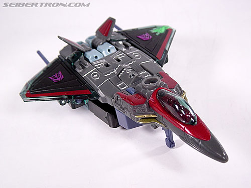 Transformers Energon Starscream (Night Scream) (Image #4 of 68)