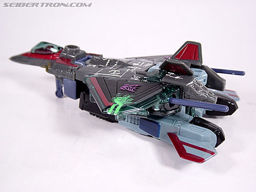 Transformers Energon Starscream (Night Scream) (Image #9 of 68)