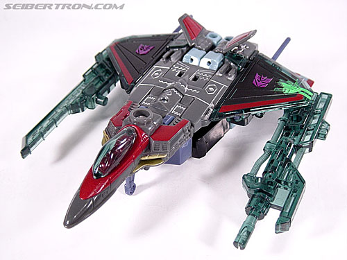 Transformers Energon Starscream (Night Scream) (Image #13 of 68)
