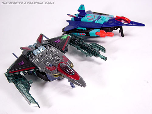 Transformers Energon Starscream (Night Scream) (Image #23 of 68)