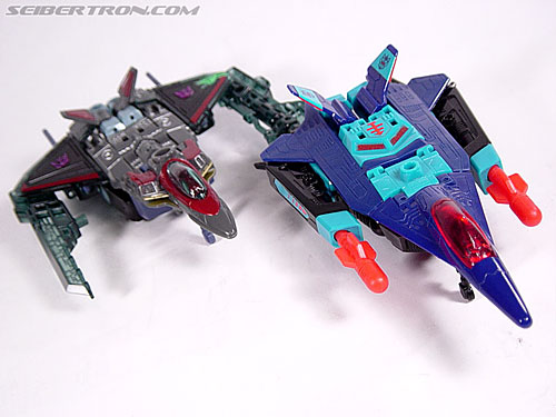 Transformers Energon Starscream (Night Scream) (Image #24 of 68)