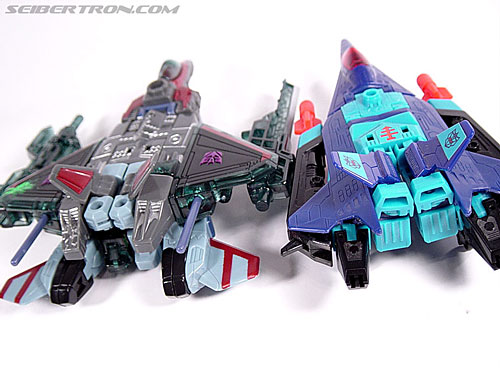 Transformers Energon Starscream (Night Scream) (Image #25 of 68)
