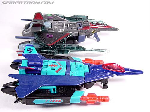 Transformers Energon Starscream (Night Scream) (Image #27 of 68)