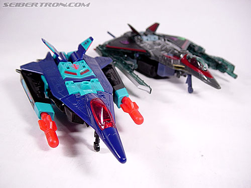 Transformers Energon Starscream (Night Scream) (Image #28 of 68)