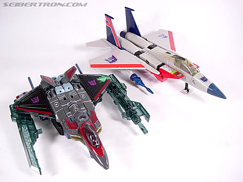Transformers Energon Starscream (Night Scream) (Image #29 of 68)