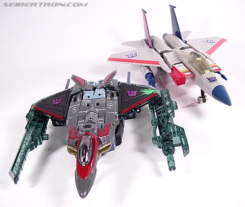Transformers Energon Starscream (Night Scream) (Image #30 of 68)