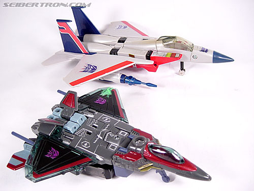 Transformers Energon Starscream (Night Scream) (Image #31 of 68)