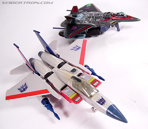 Transformers Energon Starscream (Night Scream) (Image #32 of 68)