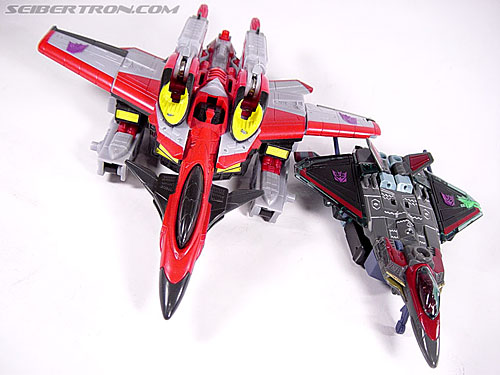 Transformers Energon Starscream (Night Scream) (Image #33 of 68)