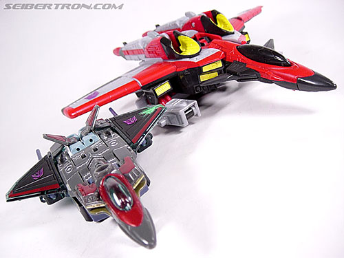 Transformers Energon Starscream (Night Scream) (Image #35 of 68)