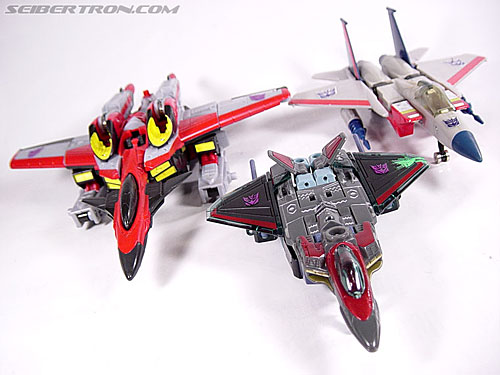 Transformers Energon Starscream (Night Scream) (Image #37 of 68)