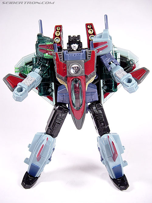 Transformers Energon Starscream (Night Scream) (Image #39 of 68)