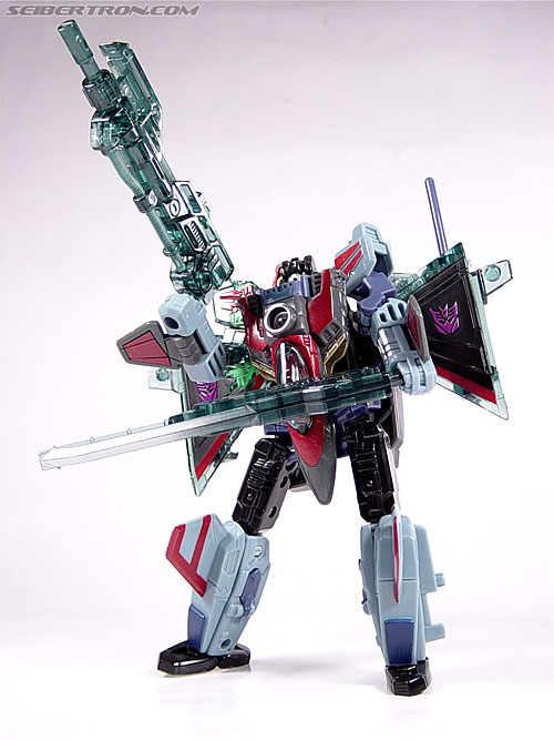 Transformers Energon Starscream (Night Scream) (Image #49 of 68)