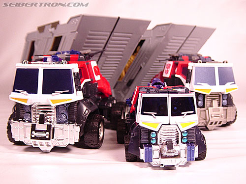 Transformers Energon Optimus Prime (Grand Convoy) (Image #1 of 63)