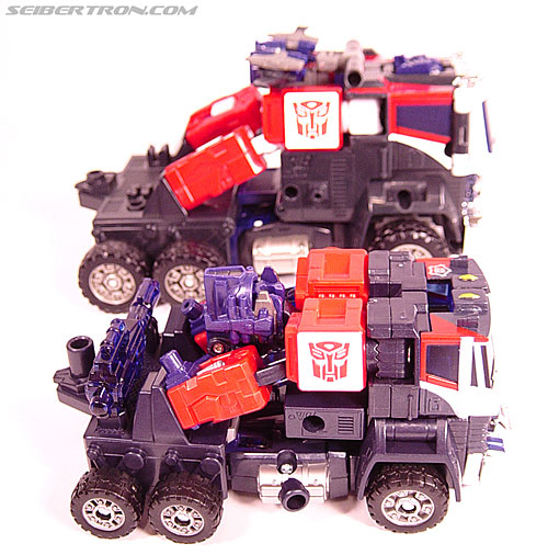 Transformers Energon Optimus Prime (Grand Convoy) (Image #14 of 63)