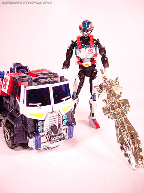 Transformers Energon Optimus Prime (Grand Convoy) (Image #18 of 63)