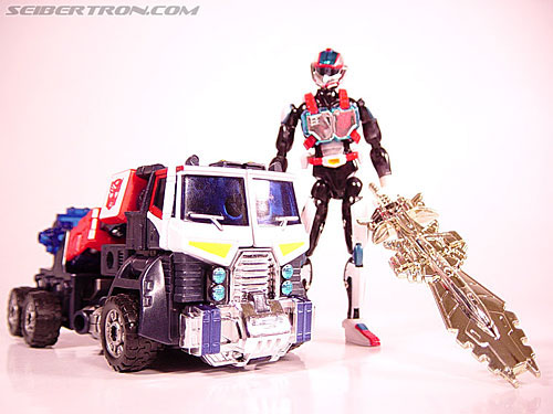 Transformers Energon Optimus Prime (Grand Convoy) (Image #19 of 63)