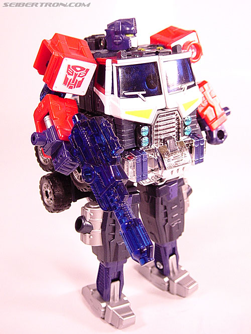 Transformers Energon Optimus Prime (Grand Convoy) (Image #34 of 63)