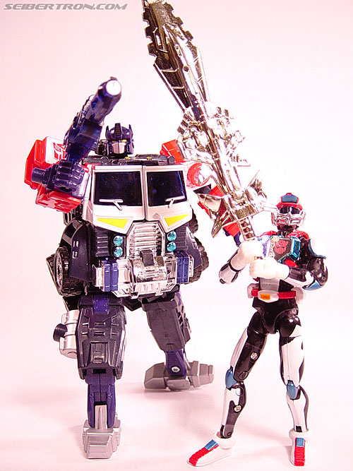 Transformers Energon Optimus Prime (Grand Convoy) (Image #50 of 63)
