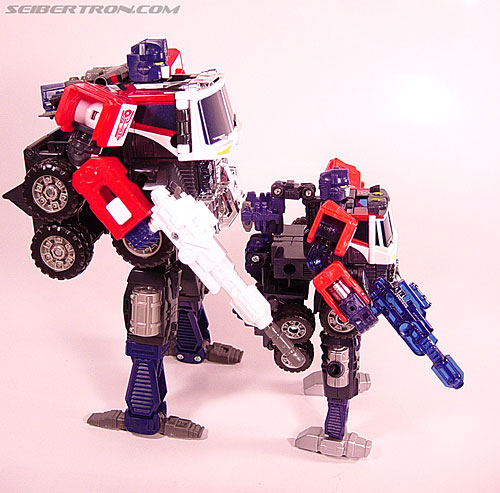 Transformers Energon Optimus Prime (Grand Convoy) (Image #62 of 63)