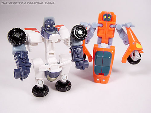 Transformers Energon Sureshock (Charge) (Image #30 of 31)