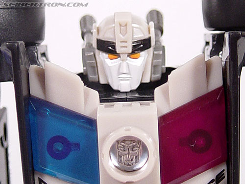 Unused Transformers Energon Prowl Prototype Head