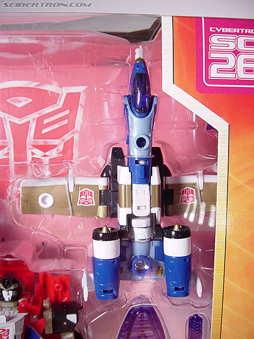 Transformers Energon Terradive (Skydive) (Image #1 of 59)
