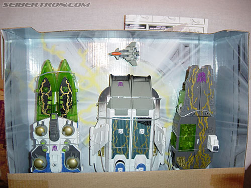 Transformers Energon Tidal Wave (Shock Wave) (Image #1 of 68)