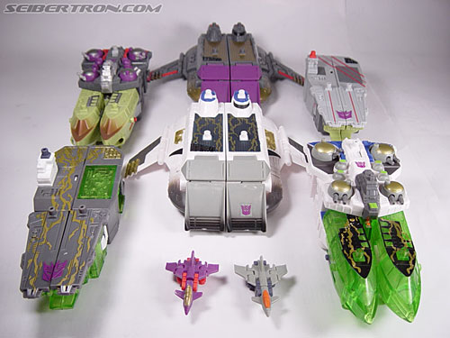 Transformers Energon Tidal Wave (Shock Wave) (Image #2 of 68)