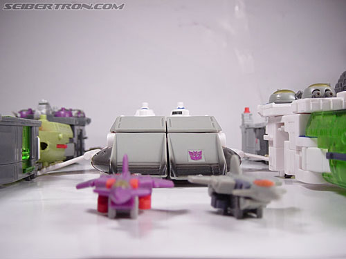 Transformers Energon Tidal Wave (Shock Wave) (Image #4 of 68)