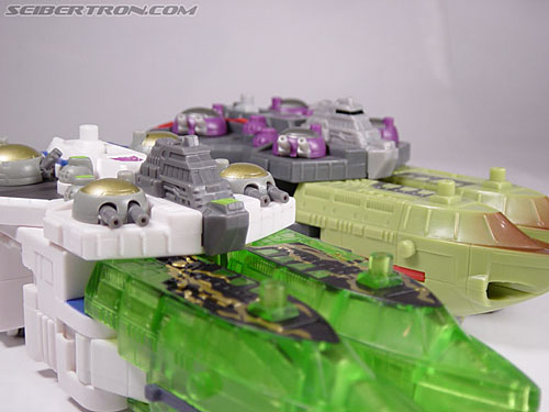 Transformers Energon Tidal Wave (Shock Wave) (Image #9 of 68)