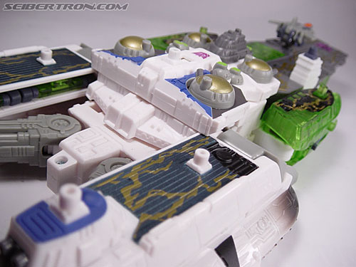 Transformers Energon Tidal Wave (Shock Wave) (Image #24 of 68)