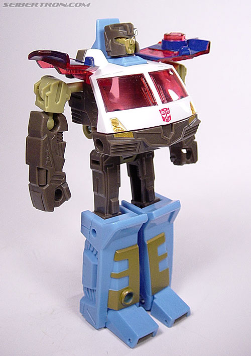 Buried Treasure Review - Energon Tow-Line