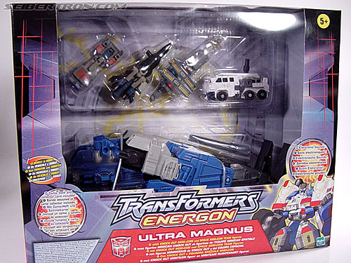 Transformers Energon Ultra Magnus (Image #1 of 78)