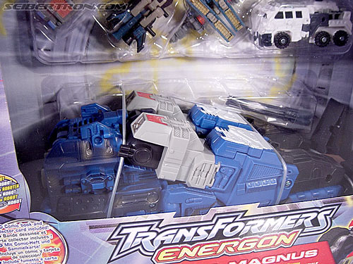 Transformers Energon Ultra Magnus (Image #4 of 78)
