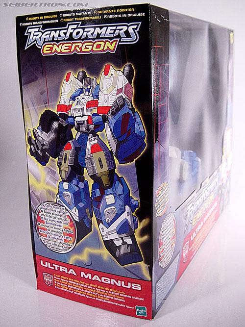 Transformers Energon Ultra Magnus (Image #6 of 78)