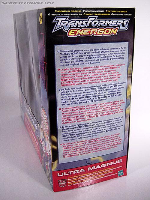 Transformers Energon Ultra Magnus (Image #8 of 78)