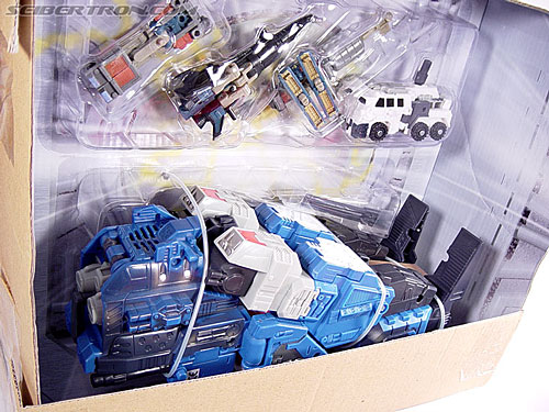 Transformers Energon Ultra Magnus (Image #10 of 78)