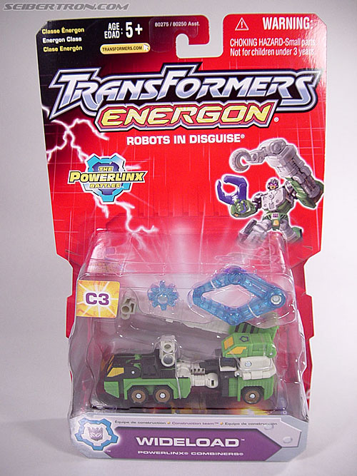 Transformers Energon Wideload (Glen) (Image #1 of 51)