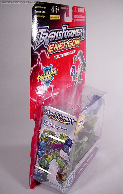 Transformers Energon Wideload (Glen) (Image #5 of 51)