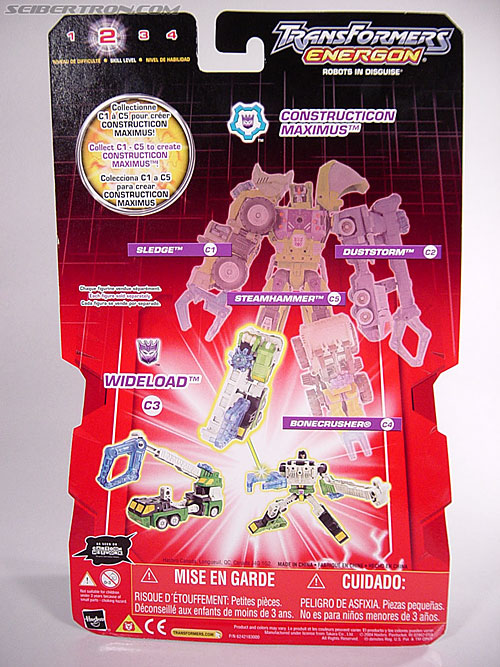 Transformers Energon Wideload (Glen) (Image #6 of 51)