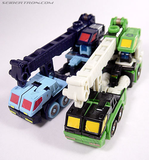 Transformers Energon Wideload (Glen) (Image #20 of 51)